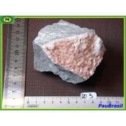 Dolomite, Pearl spa en pierre brute de 530g