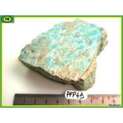 Amazonite ou Microline une face polie de 223g Bresil.