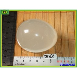 Oeuf en quartz Girasol de 176 g. Brésil