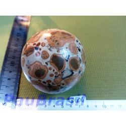 Sphère en Conglomérat  402gr 68mm diamètre