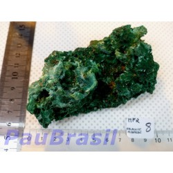 Malachite Fibreuse 246 gr