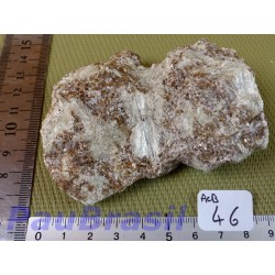 Actinolite brute de 166g South Dakota USA .