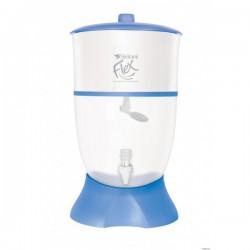 Filtre à eau Flex 6 Litres plastique BLEU (6l + 6l) Free bisphenol A,S,F
