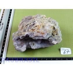 Smithsonite en pierre brute de 770 gr pierre rare