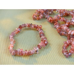 Bracelet baroque PIERRE DE SOLEIL Naturelle Q Extra