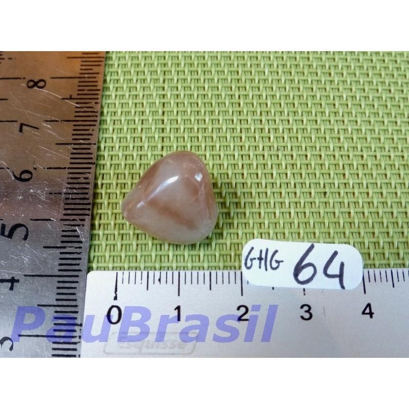 Grenat Hydrogrossulaire en pierre roulée Q Extra 4gr50