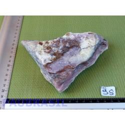 Opale rose brute des Andes 510gr Q Extra