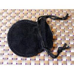 Bourse Feutrine Noire 6x5cm