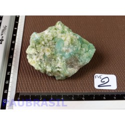 Fluorine Fluorite Verte Brute Espagne 120g
