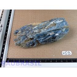 KYANITE - CYANITE - DISTHENE bleu 339g
