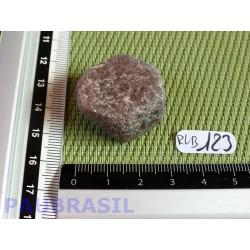 Corindon rouge - Rubis pierre brute Tanzanie 28gr70 .
