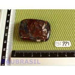 PIETERSITE en pierre plate rectangulaire de 25 gr