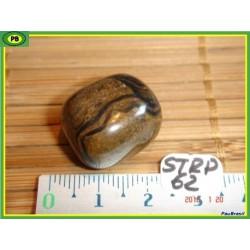 Stromatolite en pierre roulée 10g .