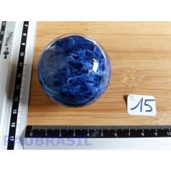 Sphere en Sodalite 159gr diamètre 50mm .