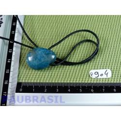 Pendentif en Apatite Bleue 11gr