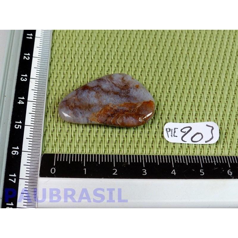 Piétersite en pierre plate fine de 6gr