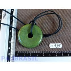 PI Donut Jade Néphrite de 4 cm