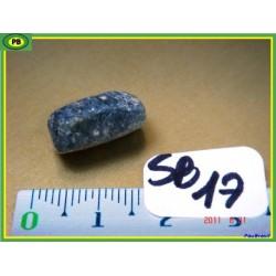 Corindon bleu - Saphir en pierre brute de 3gr