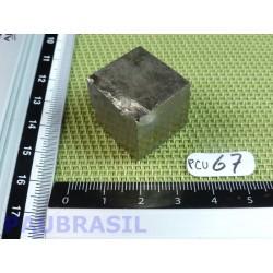 Pyrite cubique de 41gr