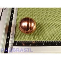 Sphère en Cuivre diam 25mm