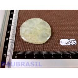 Aigue Marine du Brésil en pierre plate 15g