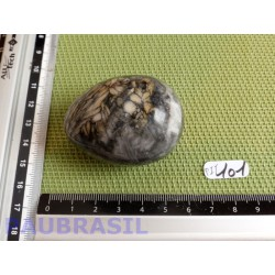 Oeuf en Pinolite 110g 38mm diam 50mm long Q Extra