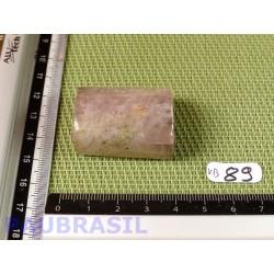 Kunzite Rose en pierre polie Q Extra 49gr70