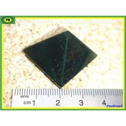 Pyramide en Agate Mousse 16 gr base 26mm