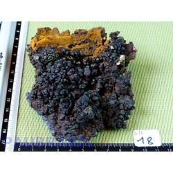 Goethite irisée pierre brute Q Extra 235g Espagne