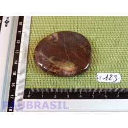 Rhyolite pierre plate Q Extra 34gr