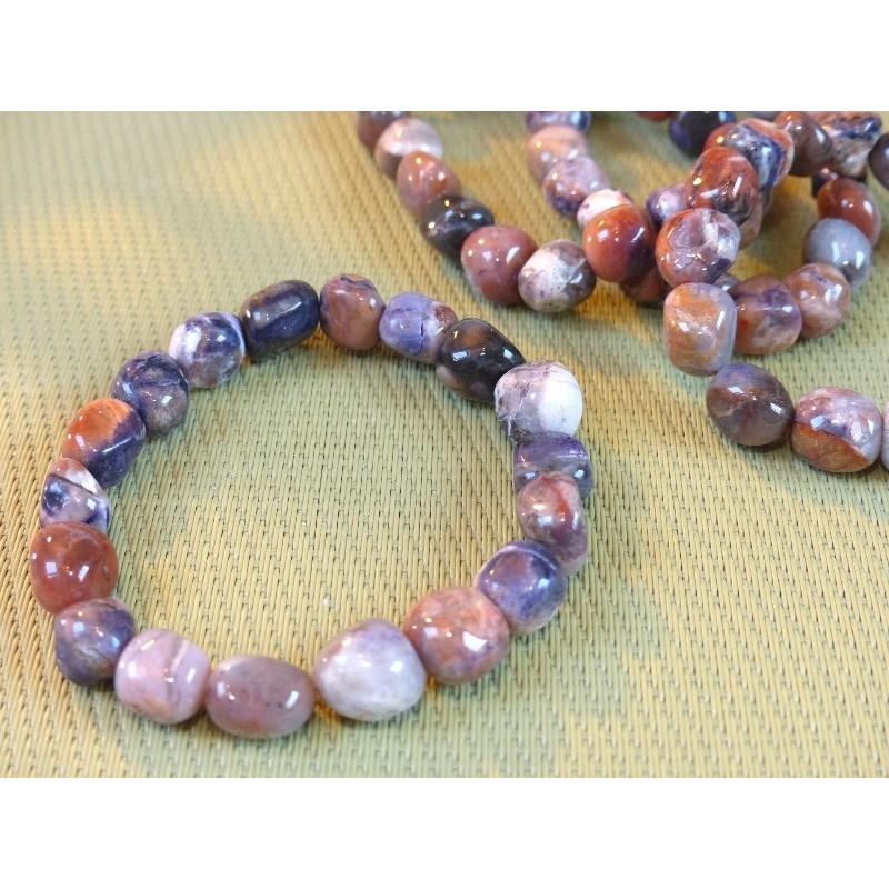 Bracelet Tiffany Stone en pierres roulées