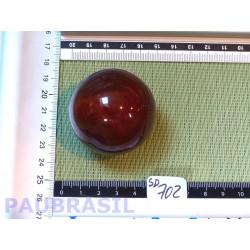 Sphère Cornaline 140g 47mm diamètre