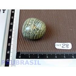 Chrysotile Q Extra pierre roulée 23g