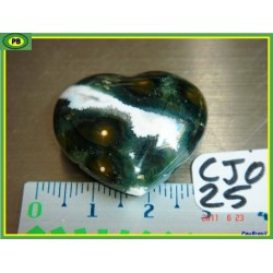 Coeur en Jaspe Orbiculaire 13g
