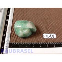 Chrysocolle en pierre roulée Afrique du Sud 28gr