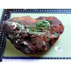 Conichalcite en pierre brute du Mexique 2348g PIECE SUPERBE