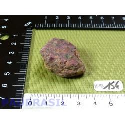 Rubis de Madagascar en pierre brute de 25gr