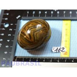 Oeuf en Stromatolite 116gr 40mm diam 51mm long