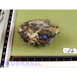 Phosphosidérite - strengite et keckite brute de 99g do Portugal Q moyenne