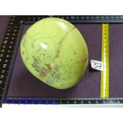 Opale Pistache Forme libre de 629gr Madagascar