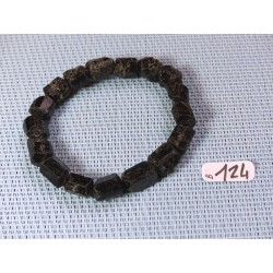 Bracelet en Tourmaline Noire Schorl Brute