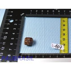 Grenat Hessonite en pierre brute de 4gr du Mali