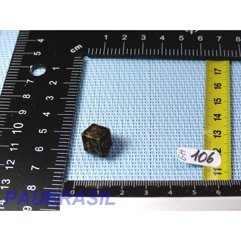 Grenat Hessonite en pierre brute de 5gr du Mali
