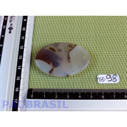 Cabochon Agate Naturelle Q Extra 19g