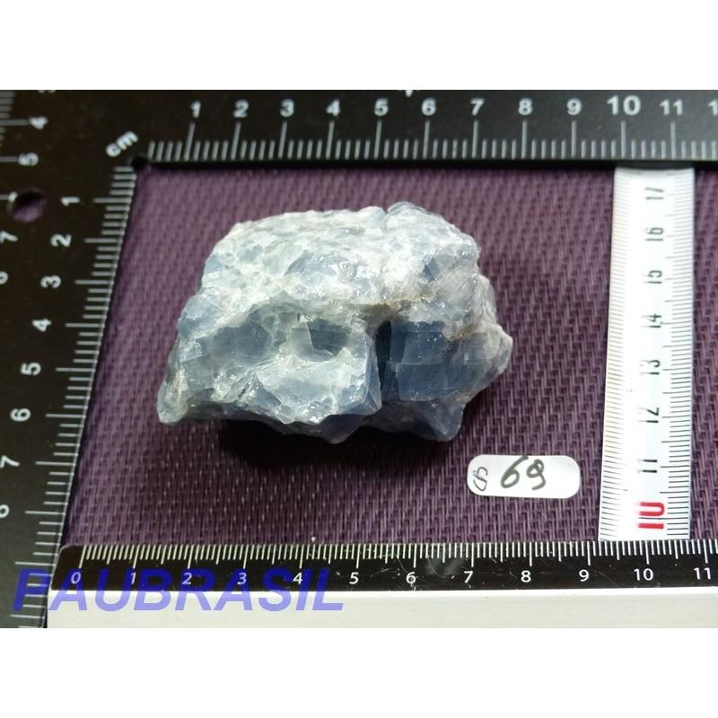 Calcite Bleue Brute de 142gr