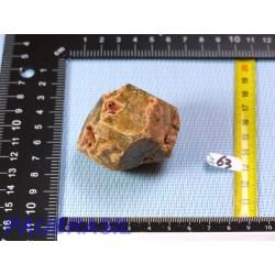 Grenat vert grossulaire en pierre brute de 162g du Mali