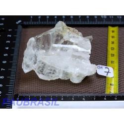 Quartz à âme ou quartz tabulaire brut Q Extra 102g
