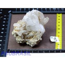 Quartz à âme ou quartz tabulaire brut Q Extra 134g