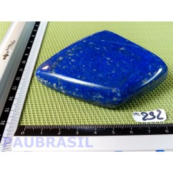 LAPIS LAZULI forme libre de 180g 69mm ht Q Extra