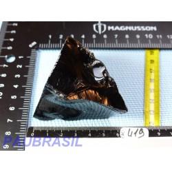 Obsidienne noire en Pierre Brute de 156gr